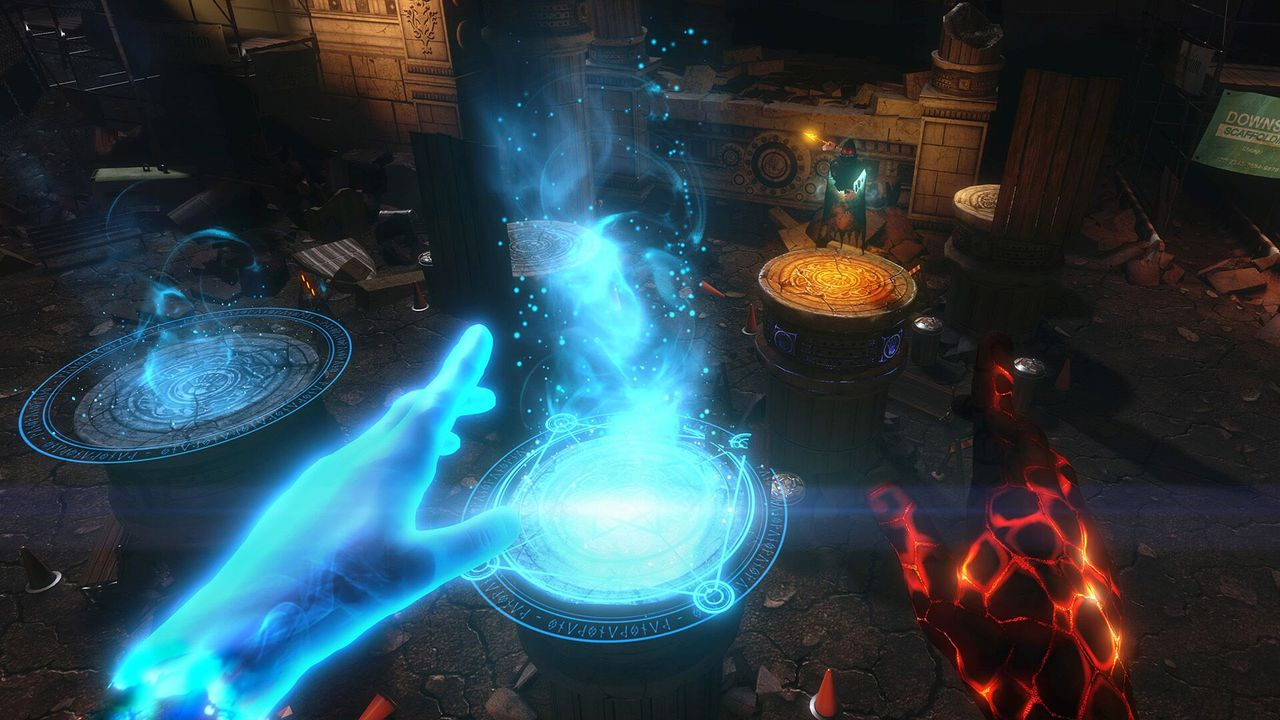 Insomniac Games reveals The Unspoken, a game of VR magic battles