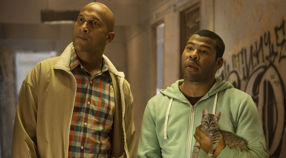 Key and Peele (and a kitten) are very funny in Keanu. They also deserve better.
