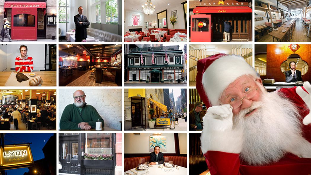 Where to Eat on Christmas Day in New York City - Eater NY