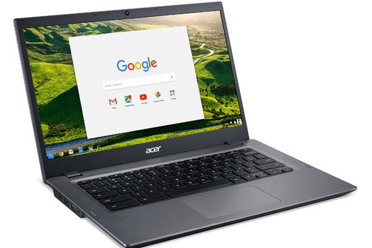 Acer Chromebook 14 for Work looks like it can play hard, too