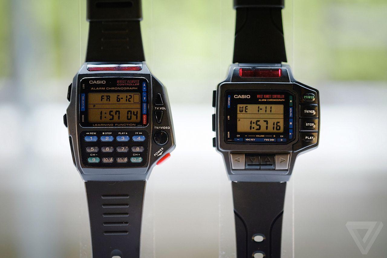 the original smartwatches  casio u0026 39 s history of wild wrist