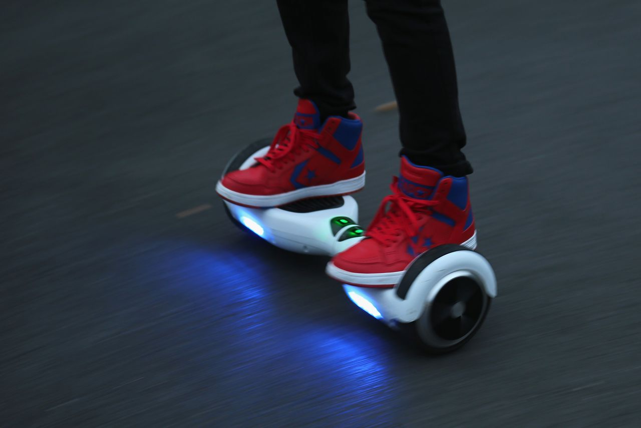 Exploding hoverboard scare sparks mass confiscation in the uk the