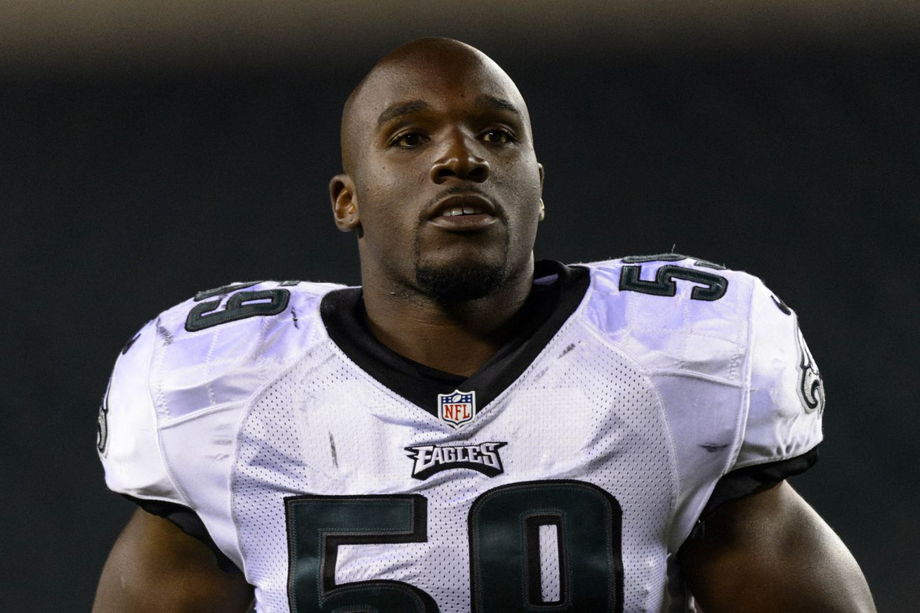 Nike NFL Youth Jerseys - DeMeco Ryans Injury: Eagles linebacker carted off against Texans ...