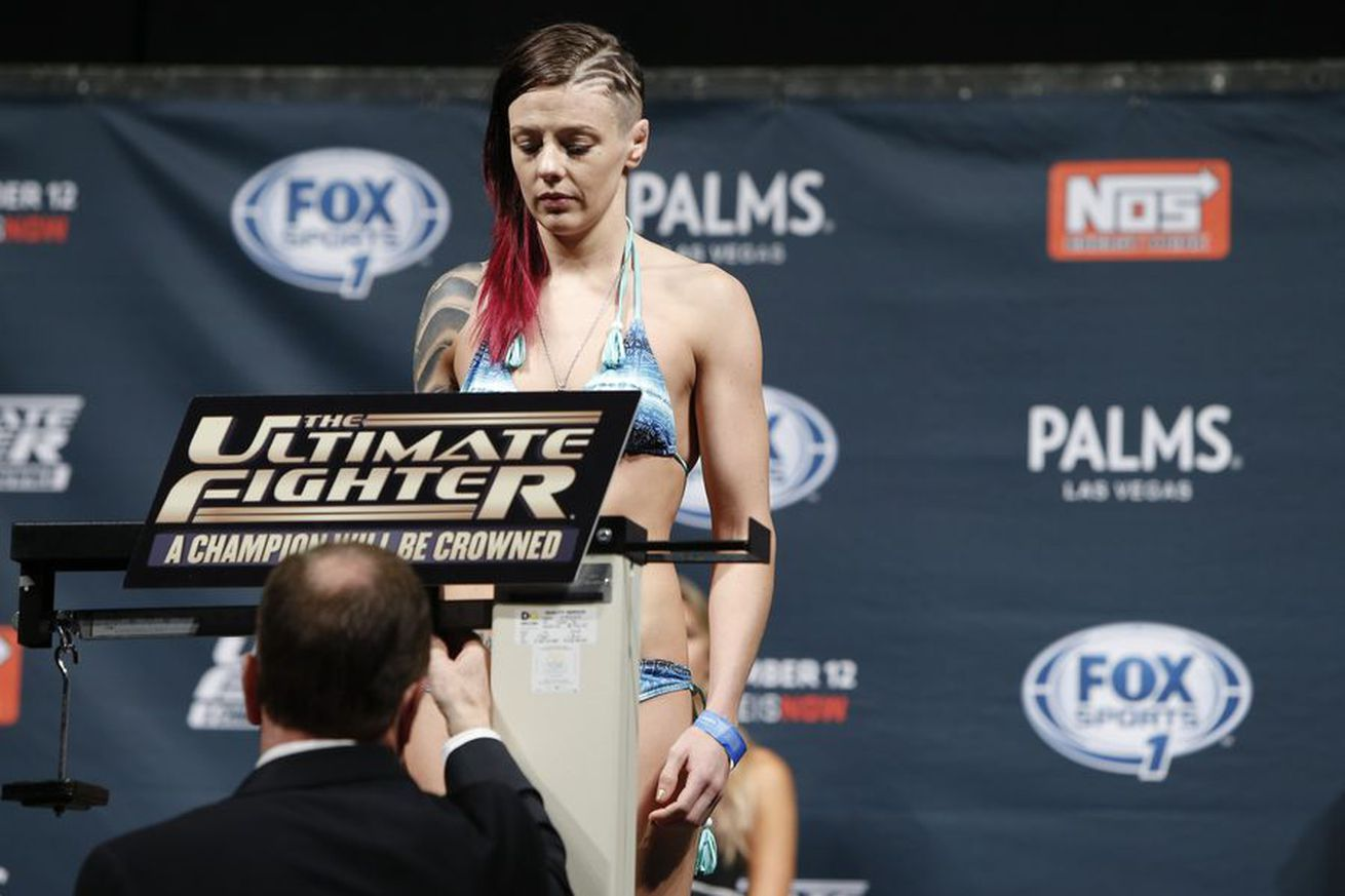 Valerie Letourneau vs. Joanne Calderwood flyweight bout added to UFC Fight Night 89