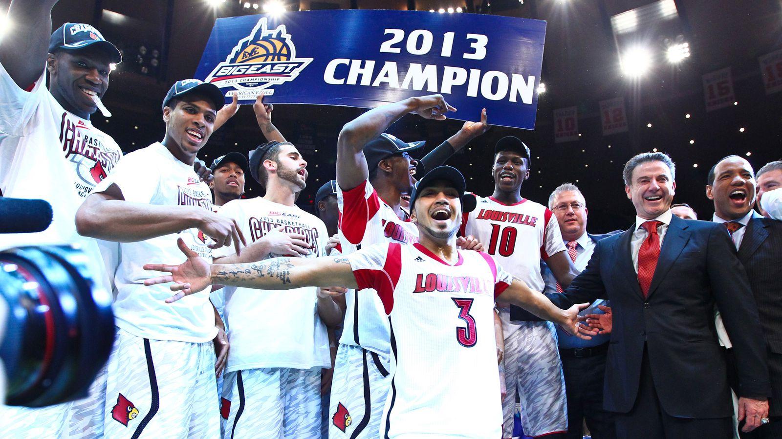 Ncaa Bracketology Kentucky Is No 1 Seed Uc Bearcats No: NCAA Bracket Predictions 2013: Louisville Claims First