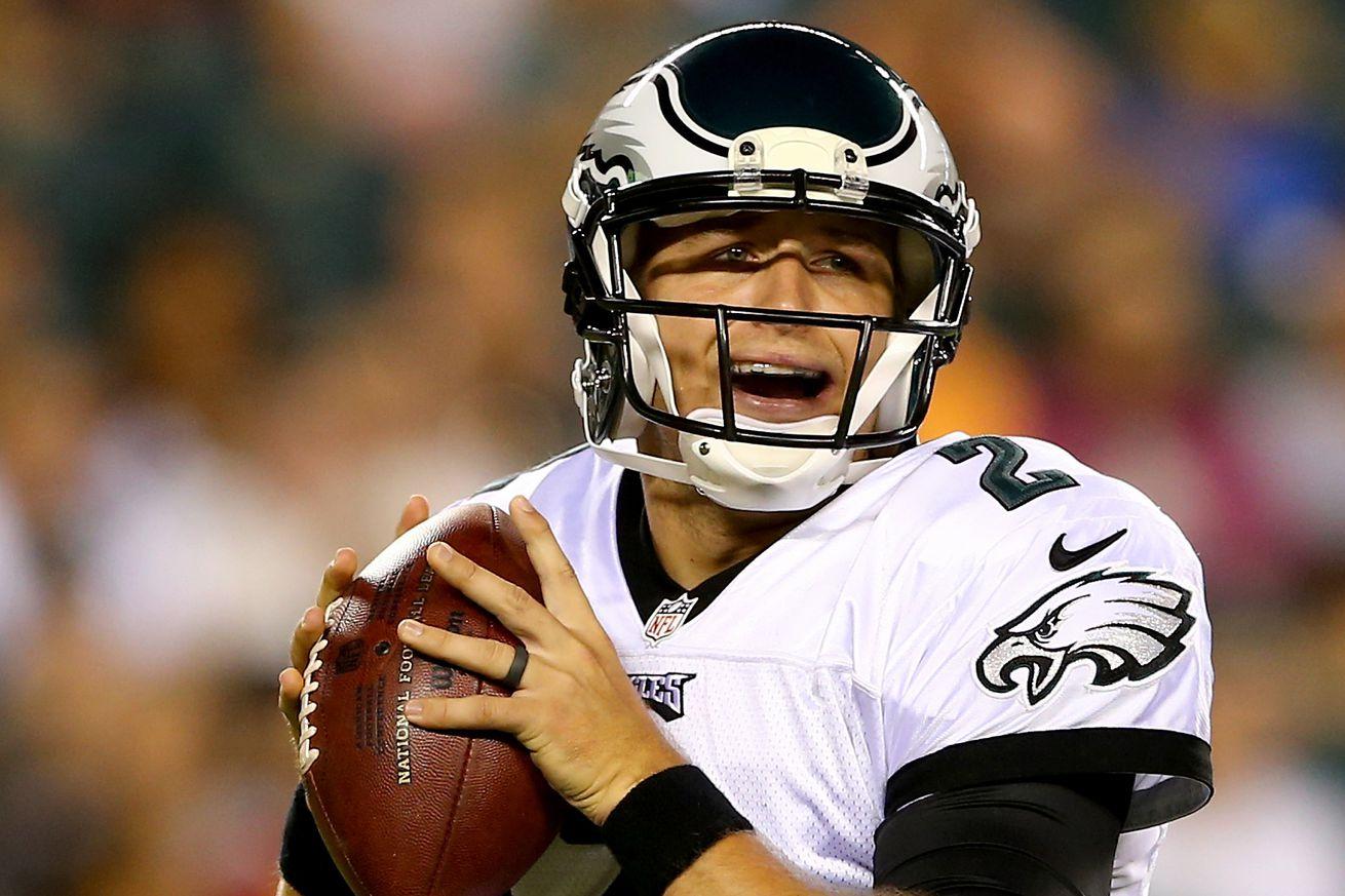 Jerseys NFL Sale - Matt Barkley Trade: Eagles receive conditional draft pick from ...
