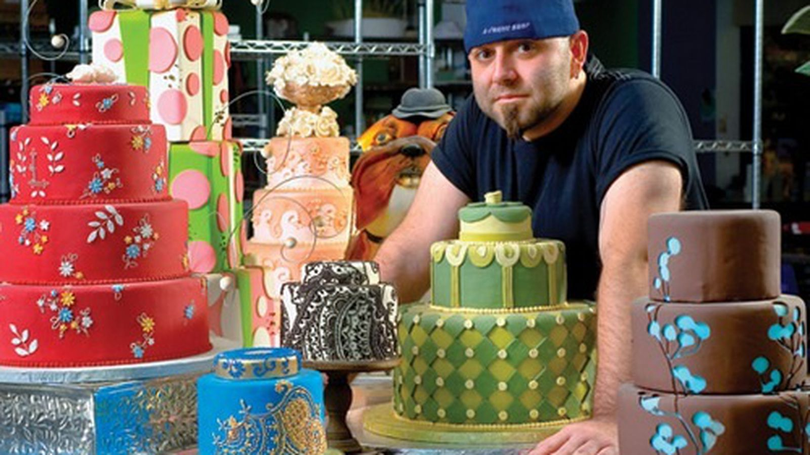 Duff Ace Of Cakes