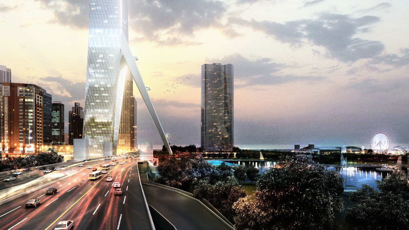 A Look at Gensler's 2,000-foot Conceptual Design for the ...