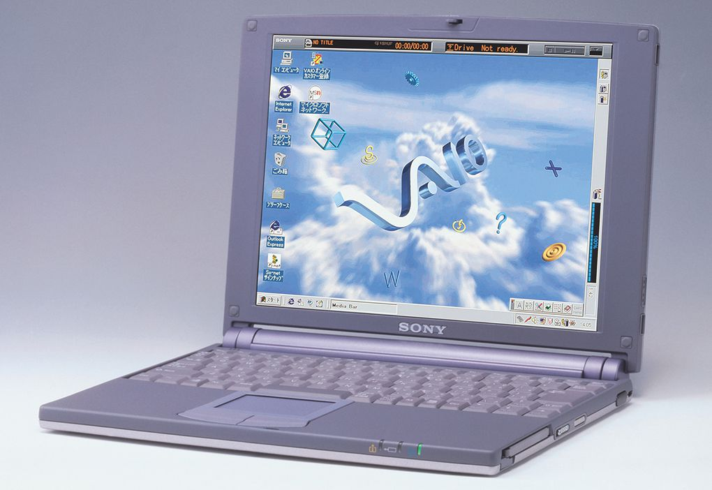 A look back at Sony's iconic VAIO computers | The Verge