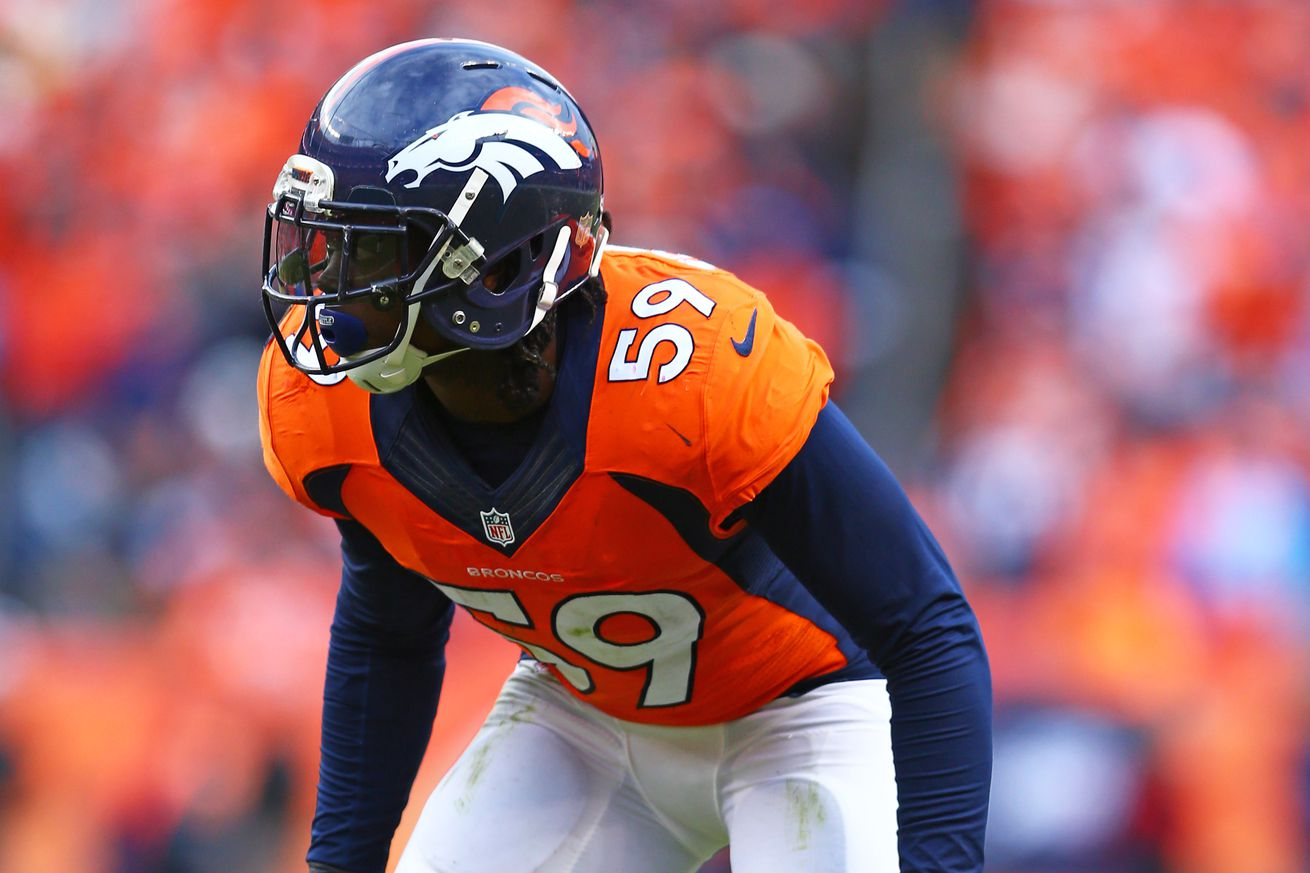 2016 NFL free agent targets: Danny Trevathan