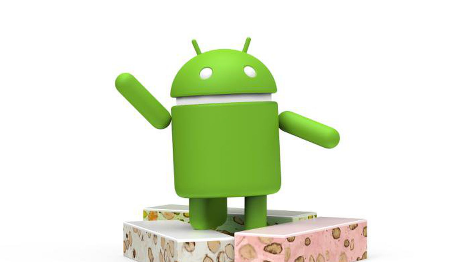 Google decides on Nougat as the tastiest name for the next version of Android