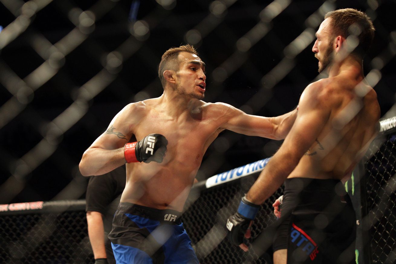 Tony Ferguson ready for title contention, wants Eddie Alvarez or Khabib Nurmagomedov
