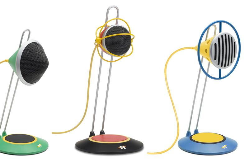 Gibson 39 S New Podcast Mics Are Colorful And Adorable Omnifeed
