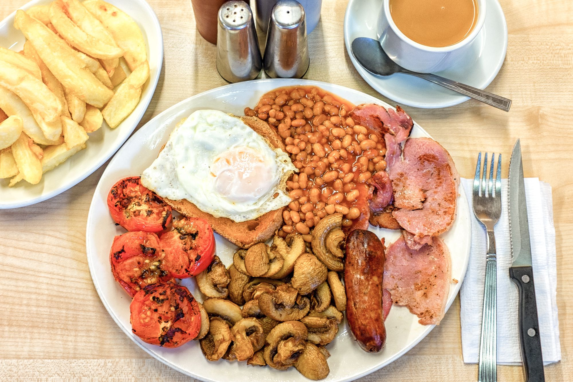 The Complete Guide to the Full English Breakfast - Eater NY