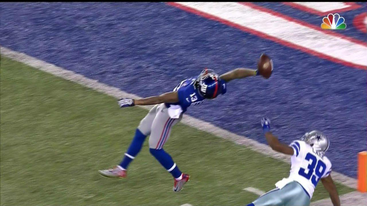 Odell Beckham Jr.'s 1-handed catch photoshops! - SBNation.com