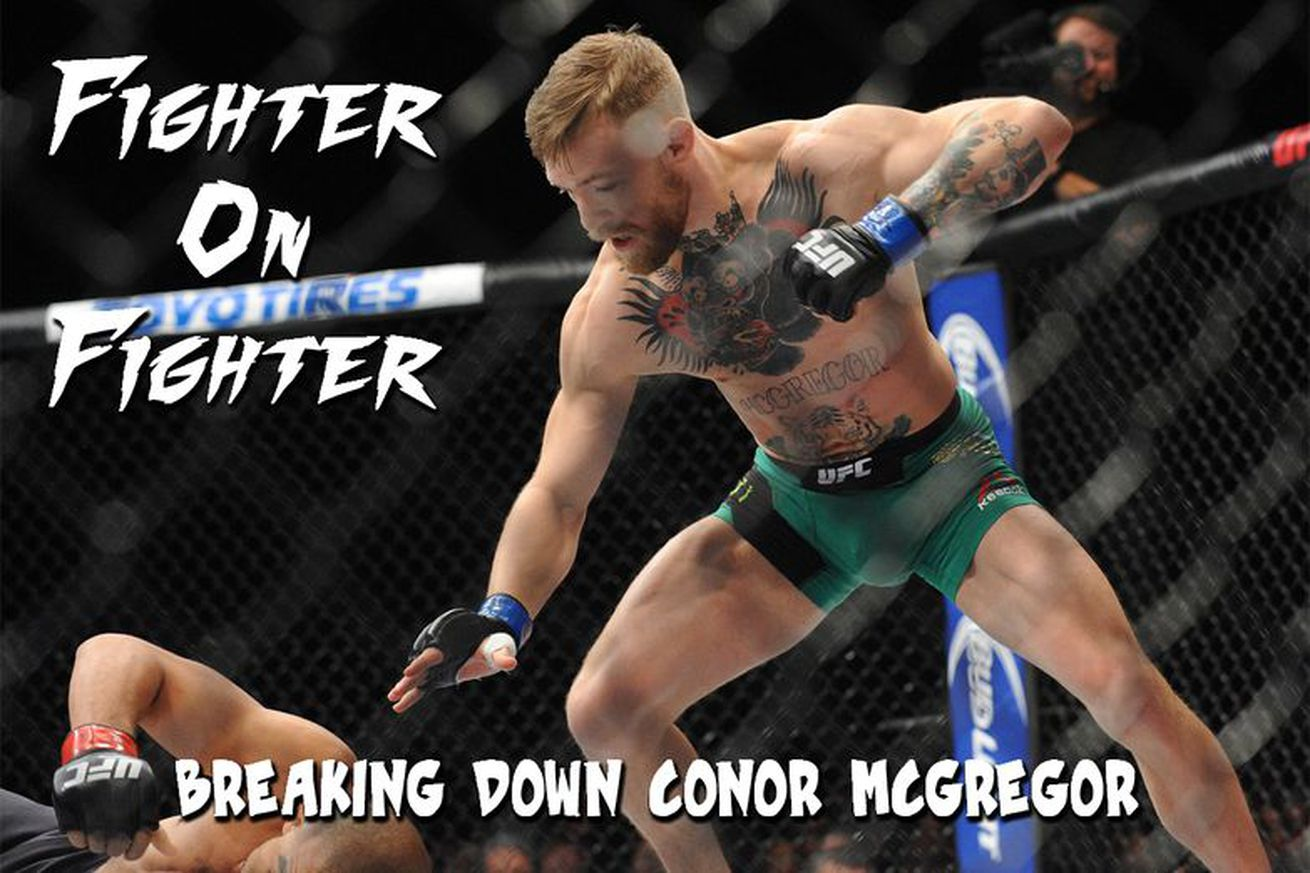 Fighter on Fighter: Breaking down UFC 202s Conor McGregor