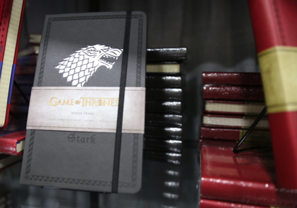 Game of thrones journal - Dire wolf bookends ...