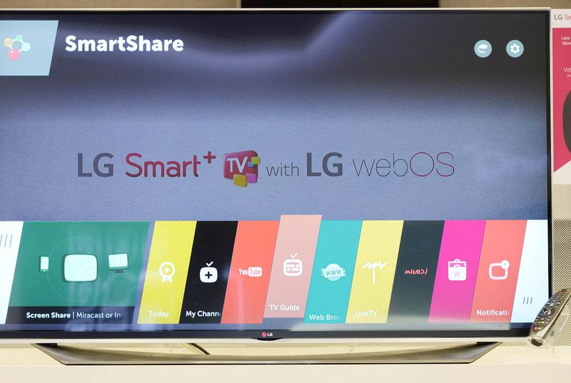 LG's webOS 2.0 TVs are coming to CES