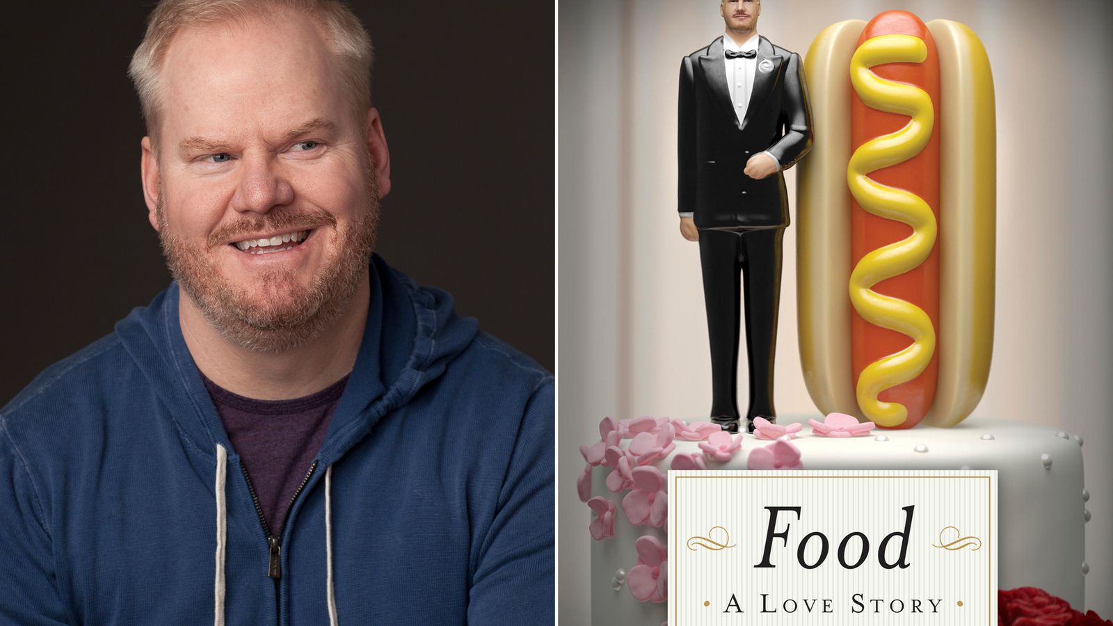 jim gaffigan explains why he u0026 39 s a food lover  not a foodie