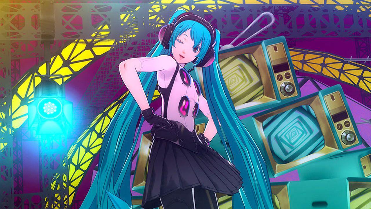 Hatsune Miku Dressup Game - Play online at Y8.com