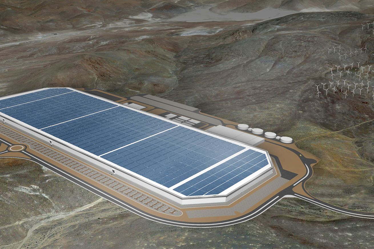 Tesla is giving 'Golden Tickets' to random Model 3 buyers to attend Gigafactory opening