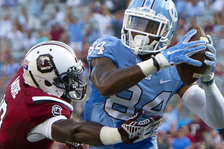 ncaa foot ball scores opening day football