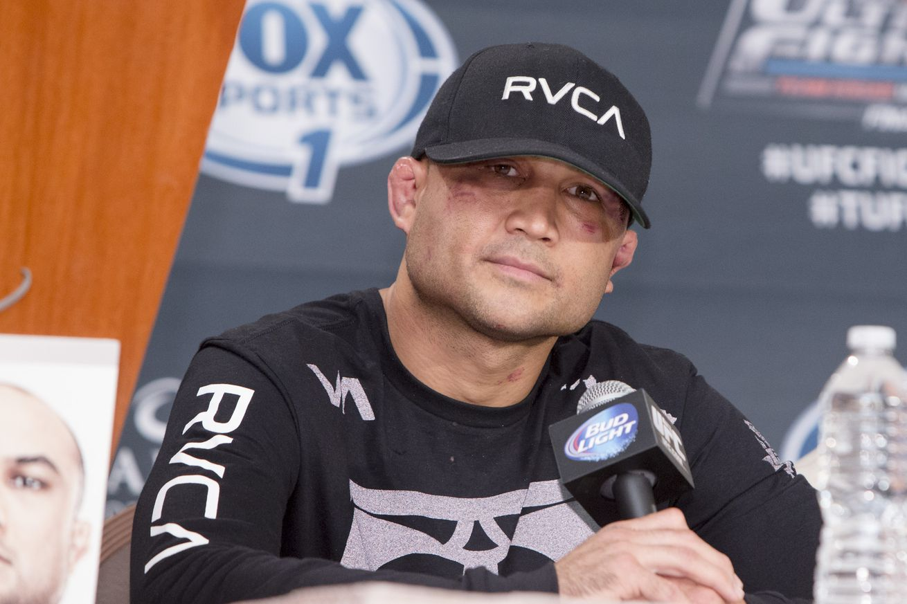 community news, B.J. Penn flagged by USADA for IV use, pulled from UFC 199 bout against Cole Miller