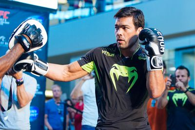Lyoto Machida explains why he wanted quick turnaround after Luke Rockhold loss
