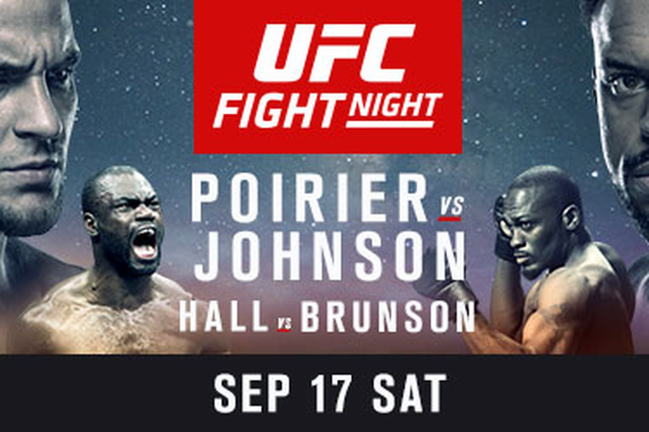 community news, UFC Fight Night 94 tickets: Poirier vs. Johnson seats for sale online for Hidalgo, Texas on Sept. 17