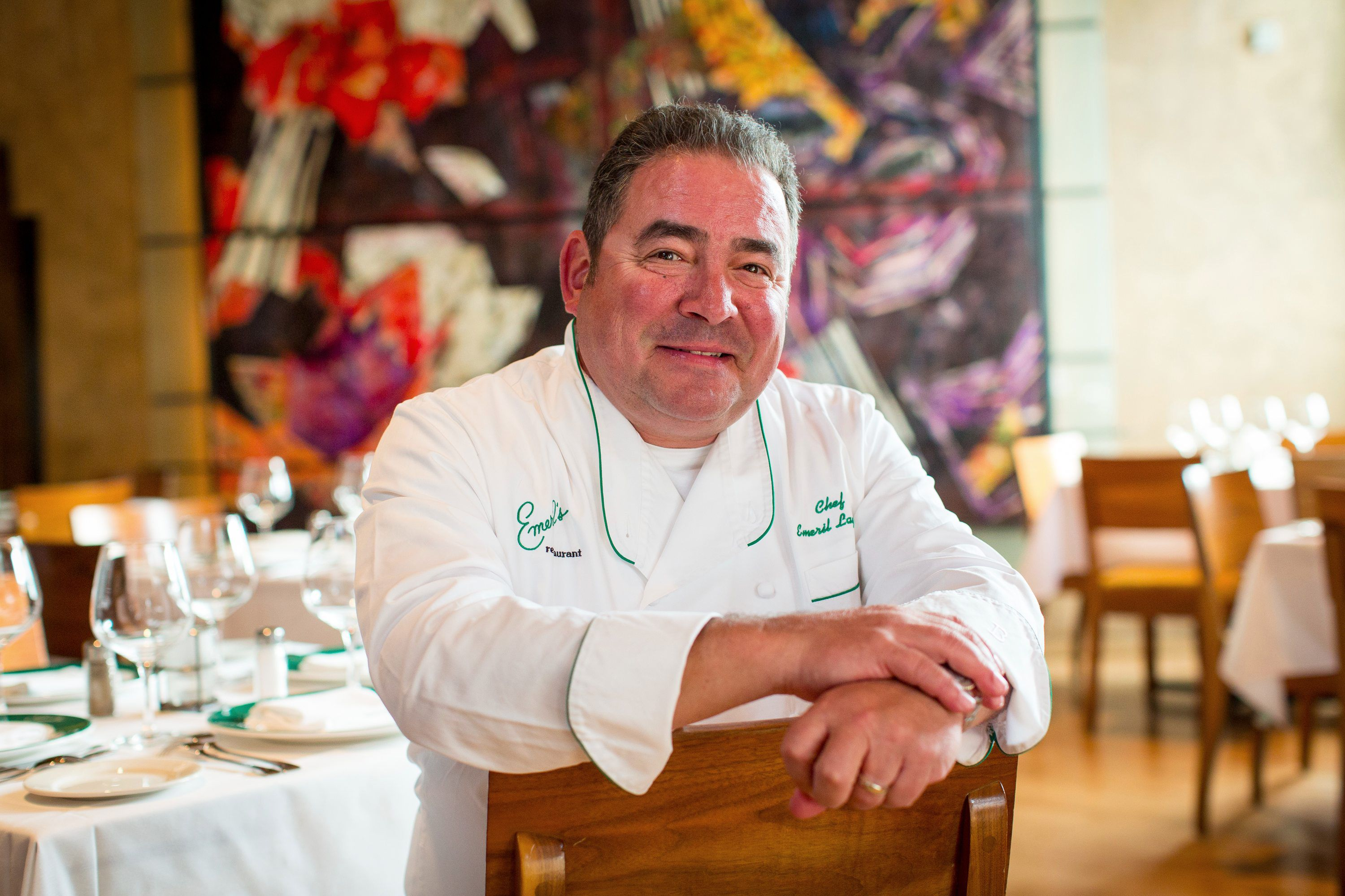 Image result for Emeril Lagasse