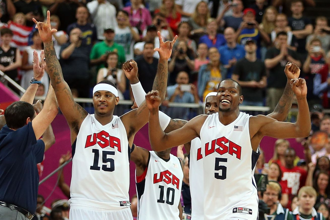 TransGriot: The 2016 USA Men's Olympic Basketball Team Is...