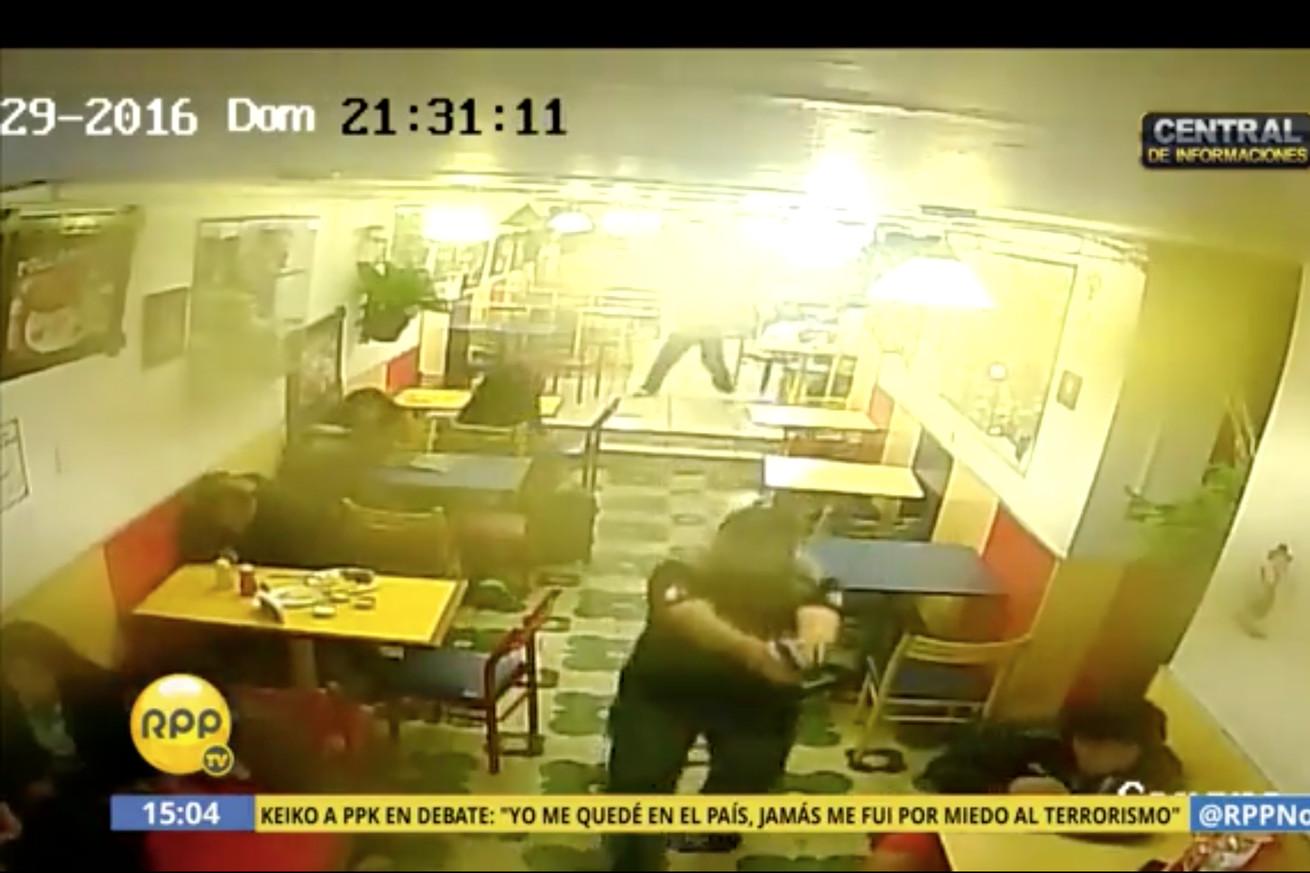 Report: UFCs Valentina Shevchenko caught in robbery shootout in Peru