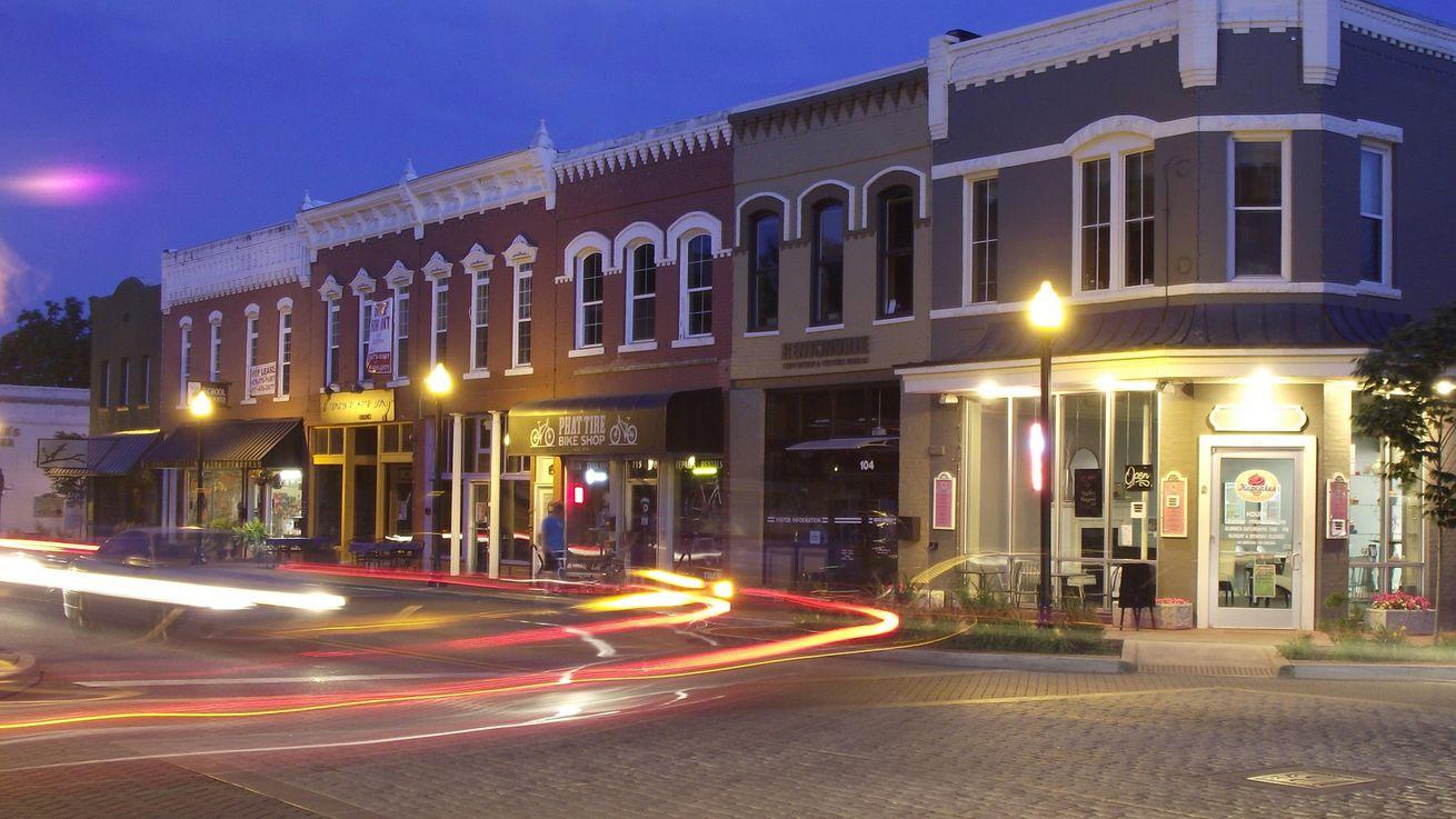 New Restaurants In Bentonville Ar