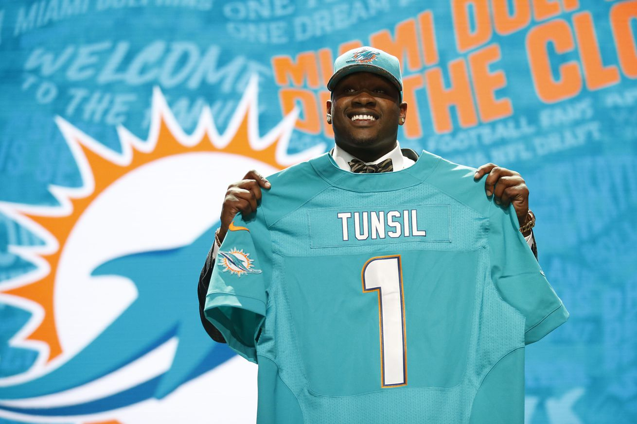 The Splash Zone 4/29/16: Miami Dolphins Select Laremy Tunsil