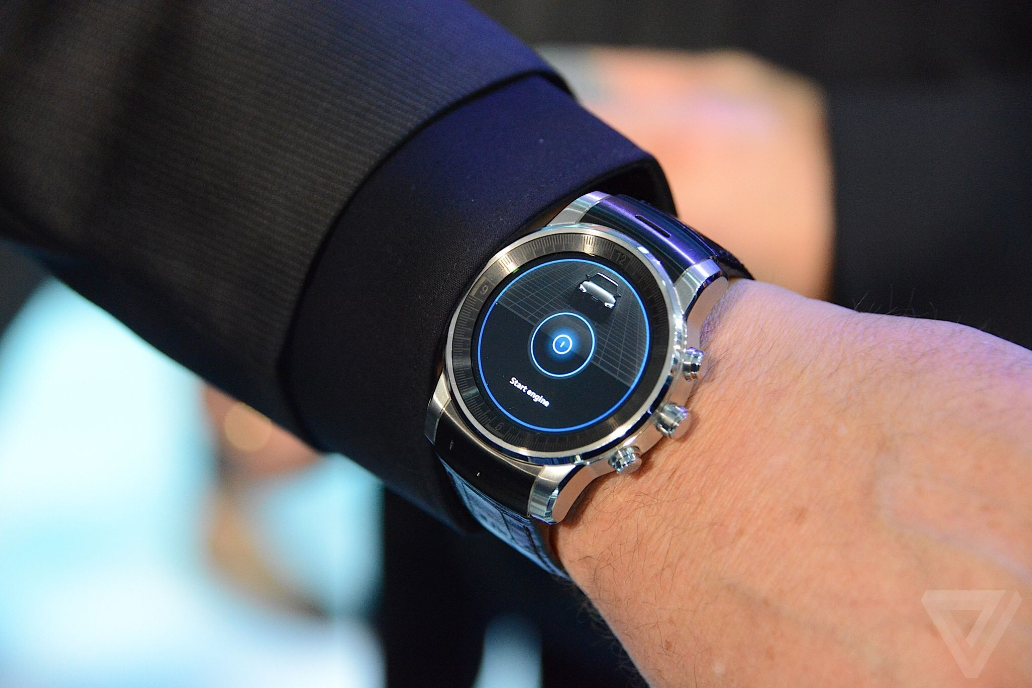 LG is putting webOS on its new smartwatch