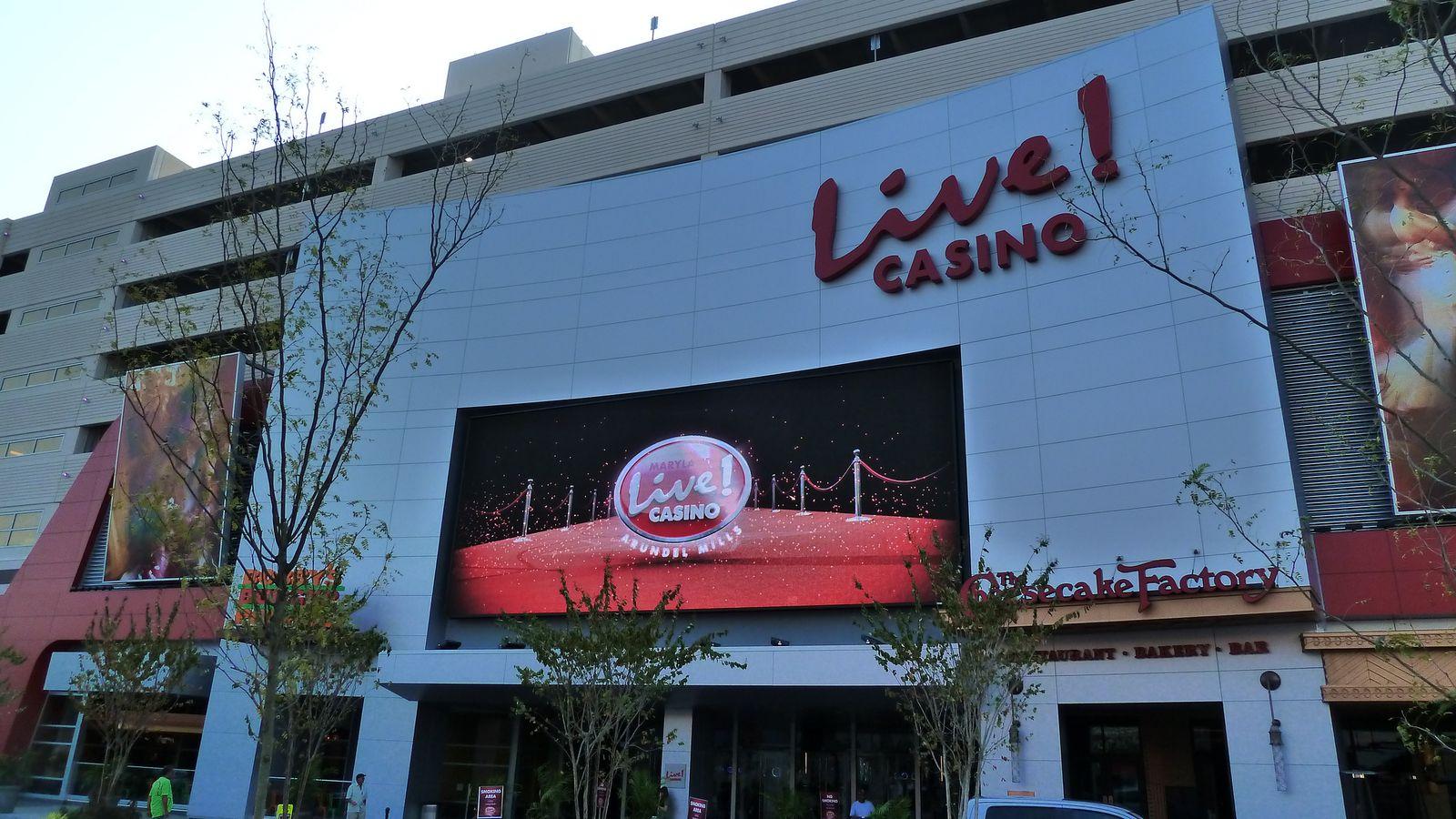 West virginia casinos list