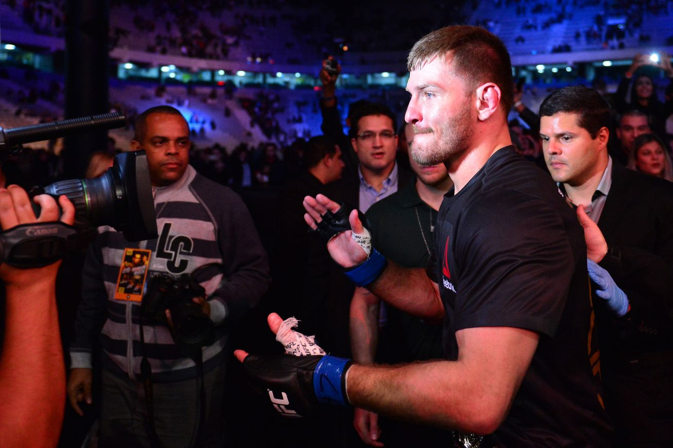 community news, Latest UFC rankings update: Stipe Miocic debuts on pound for pound list, Vitor Belfort holds steady at 185