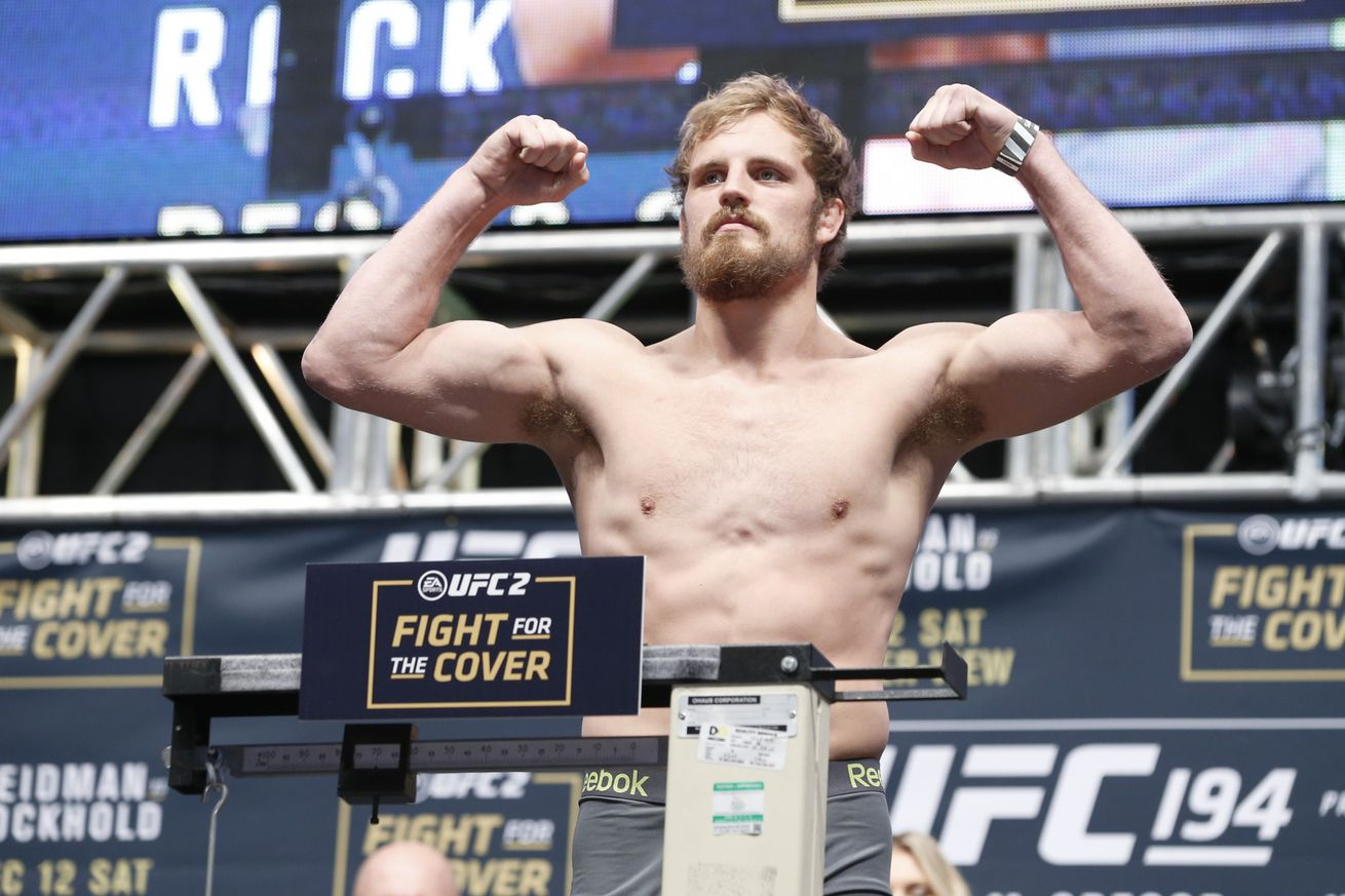 Gunnar Nelson admits Conor McGregors 145 cut is nasty one