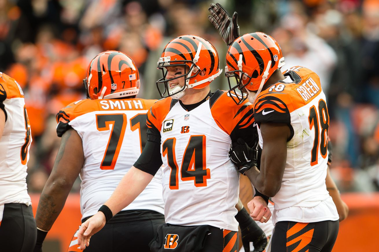 Bengals sport one of NFL's elite offensive triplets - Cincy Jungle
