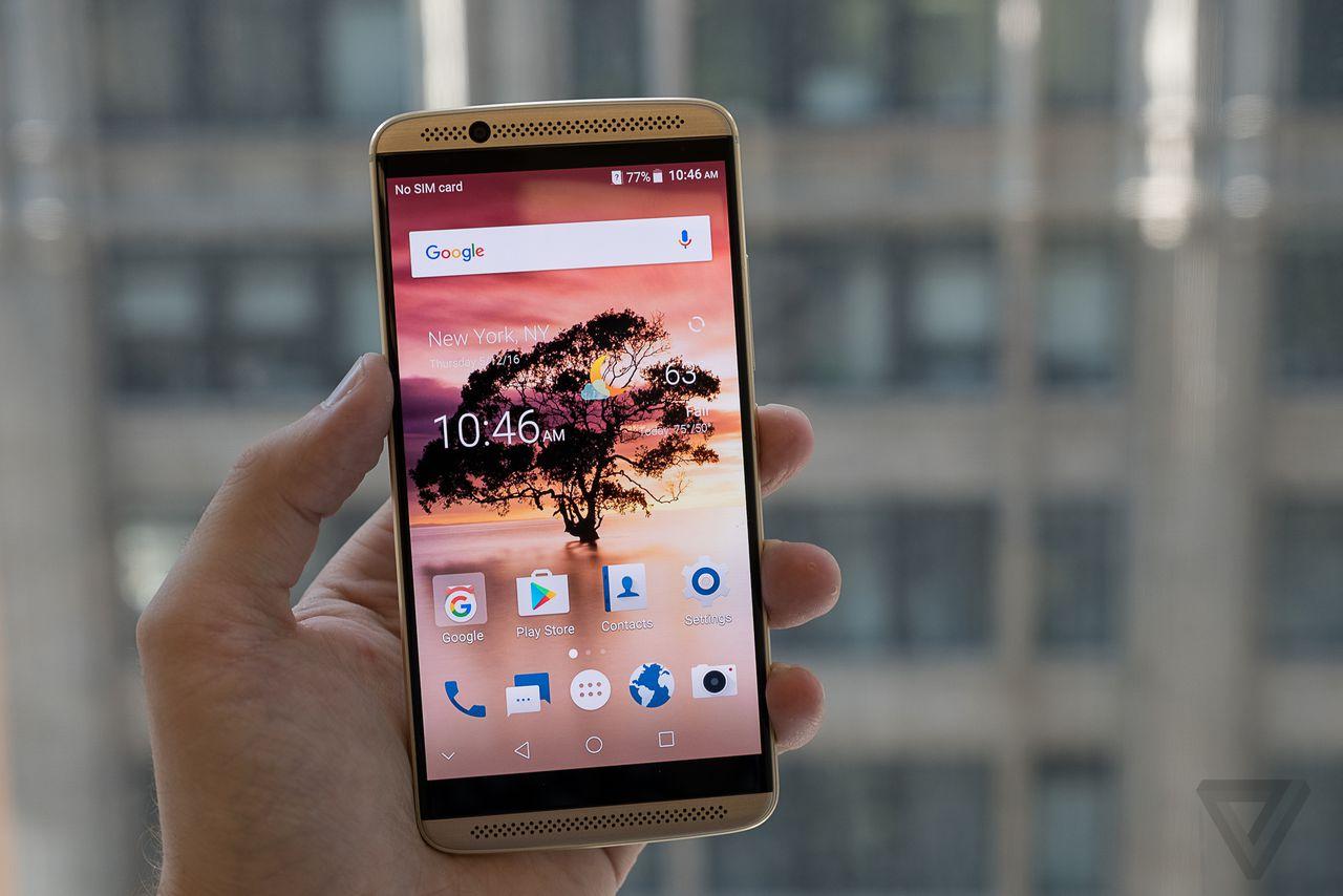 Pre-Order ZTE's Google Daydream Axon 7 VR Phone