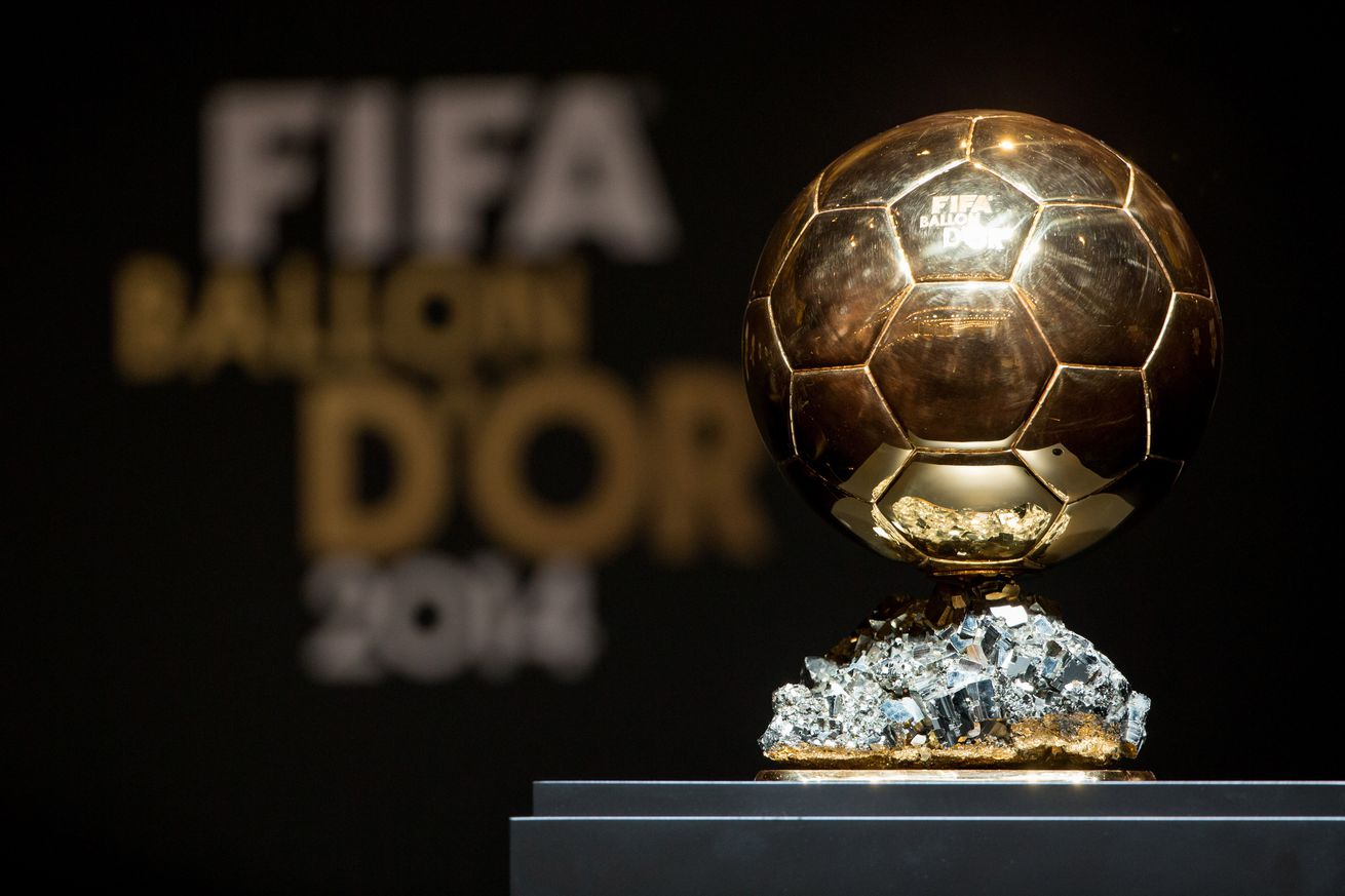 ballon d'or - photo #27
