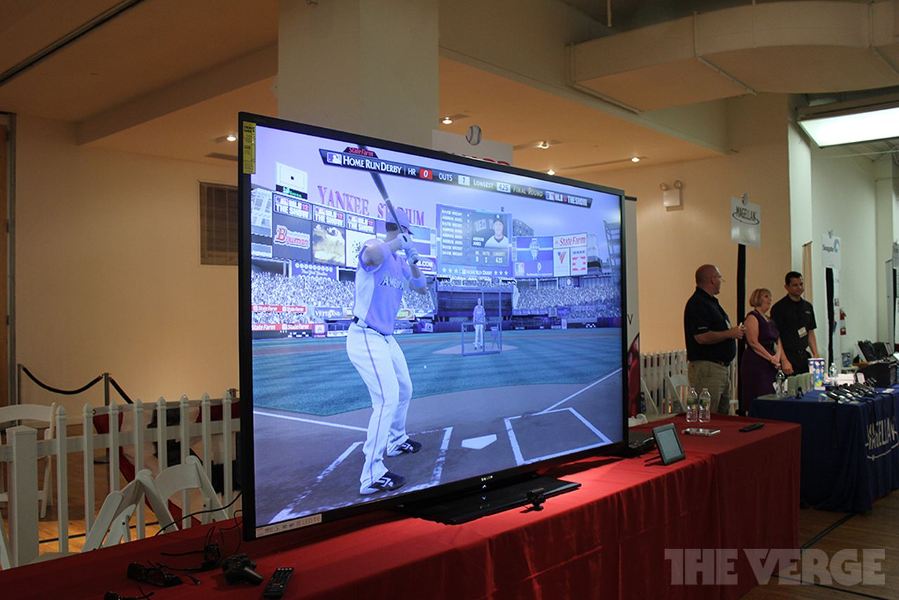 Sharp S 90 Inch Smart Tv Hands On With The World S
