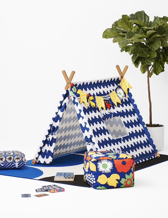 Target And Marimekko Collaborate On Paddle Boards Bocce