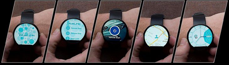 Hyundai will let you start your car with an Android Wear ...