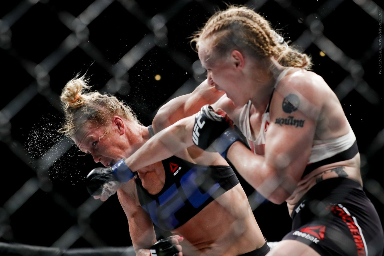 UFC on FOX 20 Aftermath: Bedlam in the womens bantamweight division