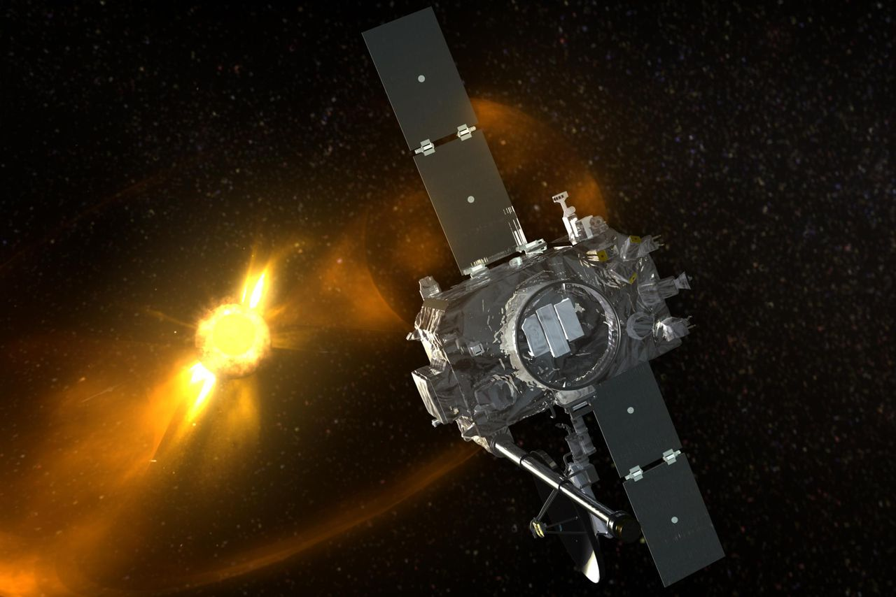 Found you! NASA re-establishes contact with missing spacecraft
