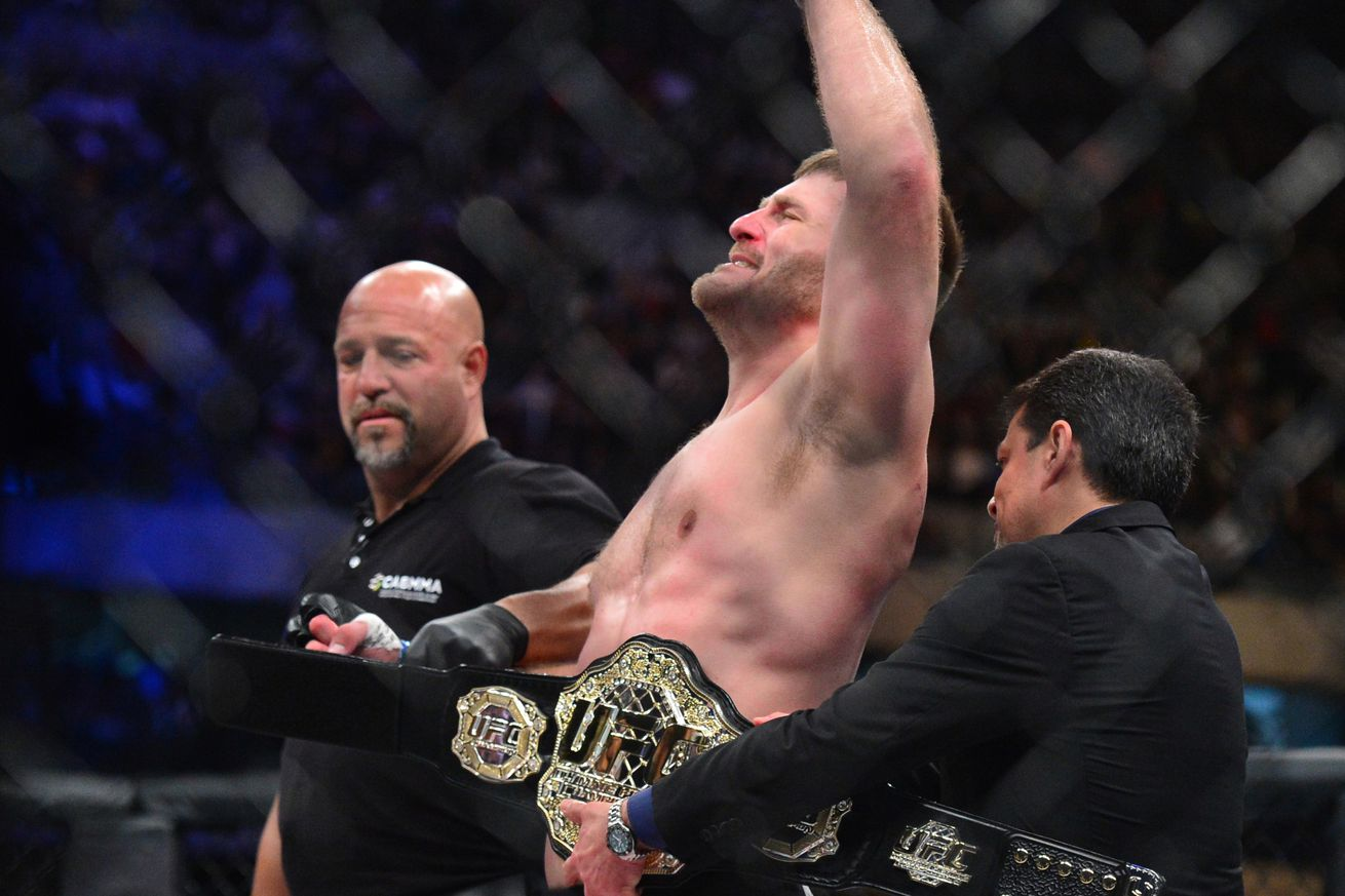 community news, UFC Quick Quote: Stipe Miocic promises to keep heavyweight title for a long time