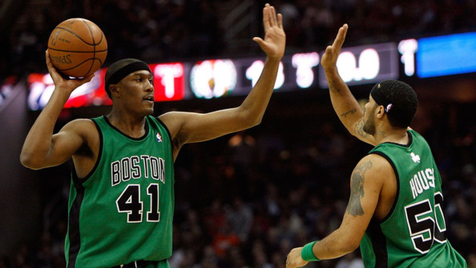 Most Hyped: The 2008 Boston Celtics Bench: Eddie House and ...