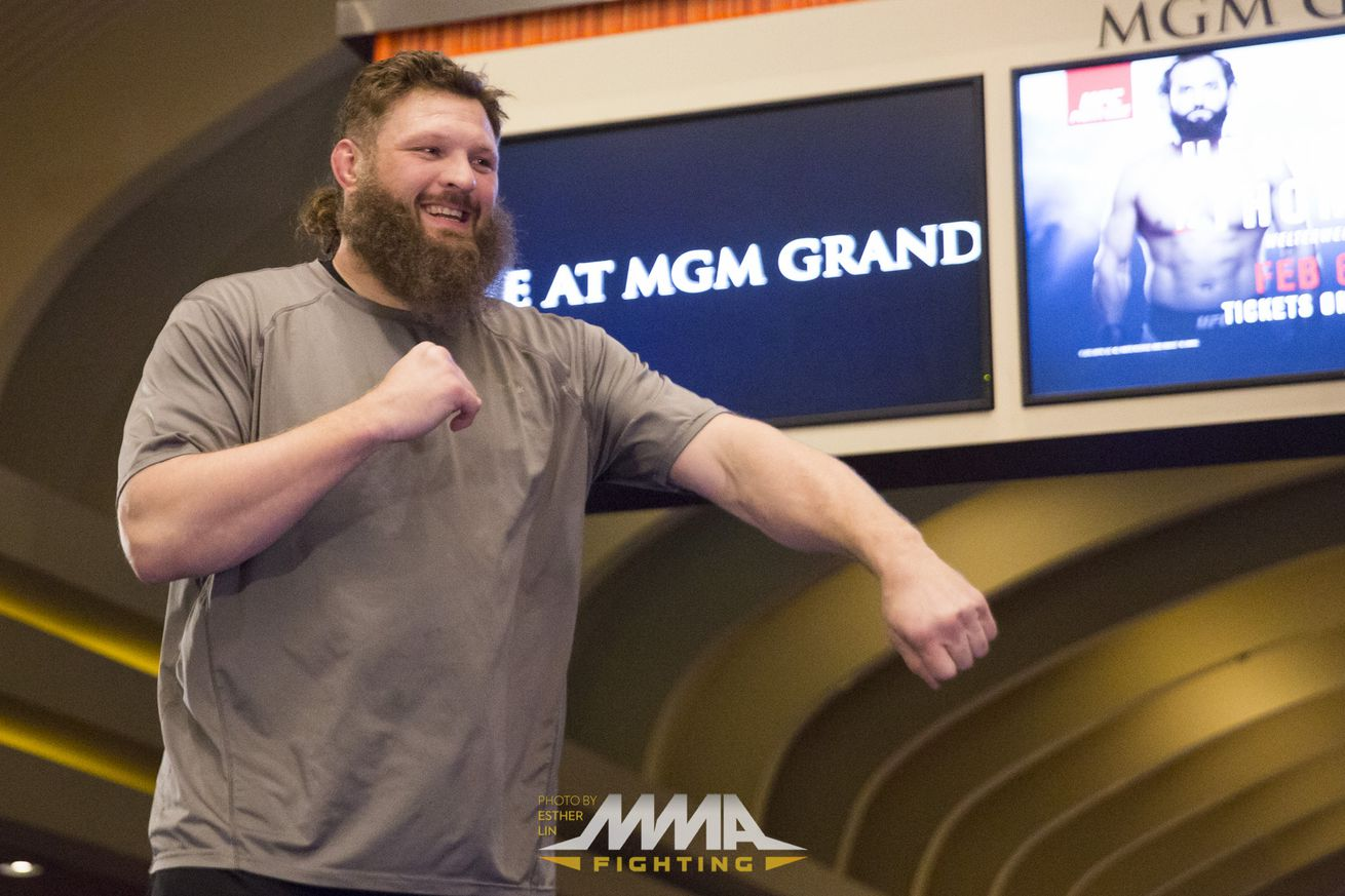 community news, UFC Fight Night 82: Big Country says Roy Nelson experience will be on full display against boring Jared Rosholt