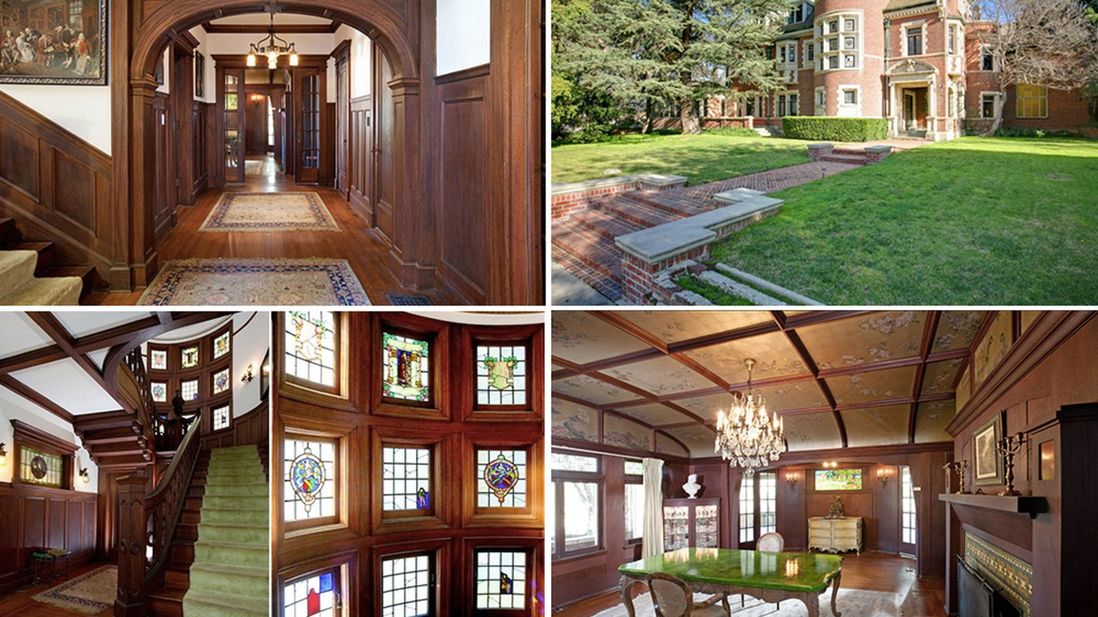 The american horror story mansion has finally sold to a for American horror story house for sale